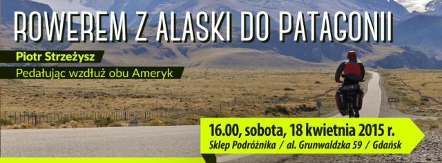 Piotr Strzeżysz w Sklepie Podróżnika w Gdańsku!