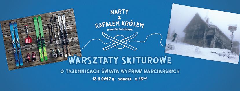 Warsztaty skiturowe / Narty z Rafałem Królem
