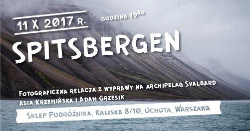 Spitsbergen – fotograficzna relacja z wyprawy