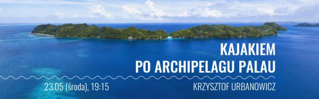 Kajakiem po archipelagu Palau